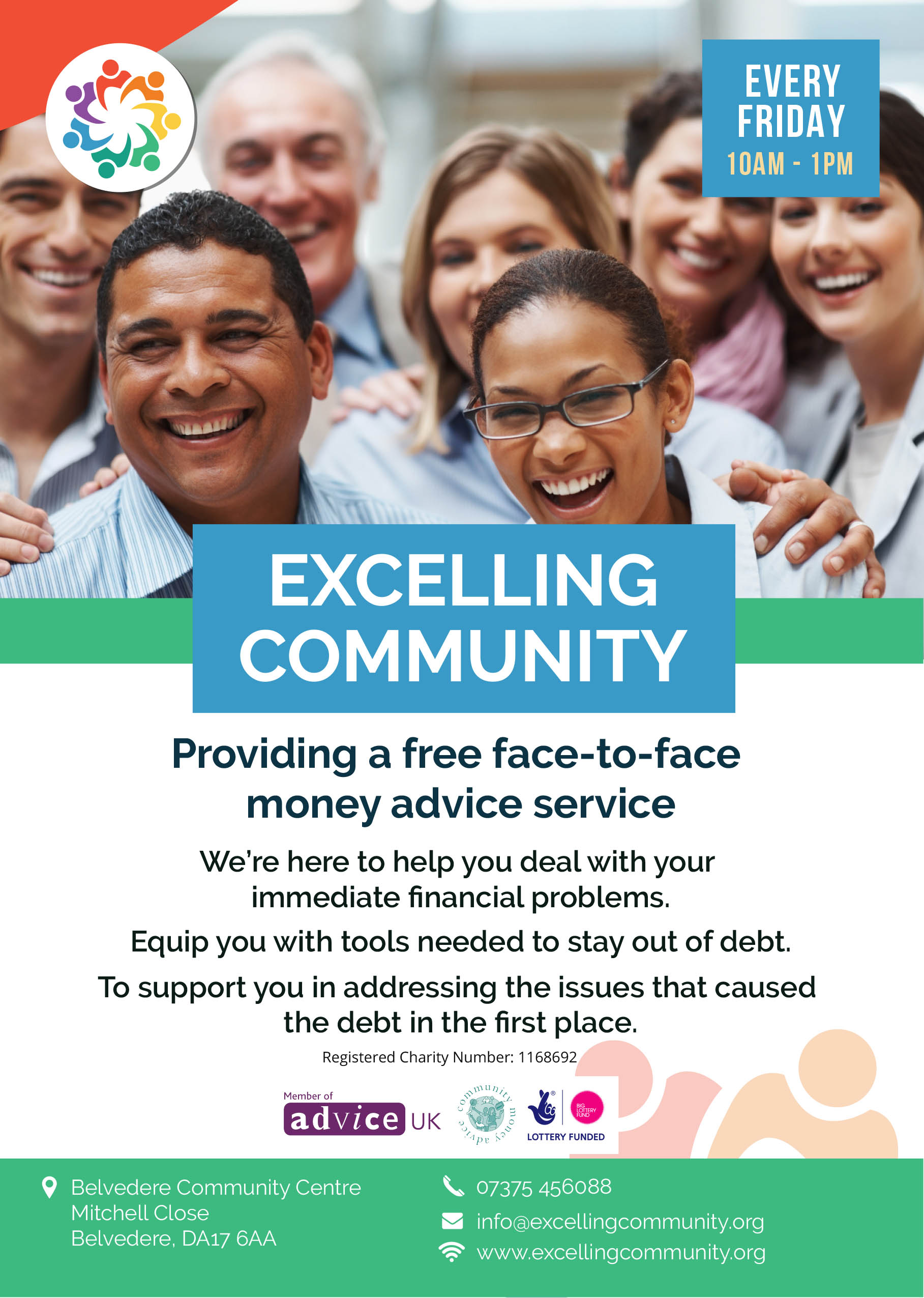 excelling community we work trained advisers to provide a logical step by step process to assess your available options acting your best interests at heart at all
